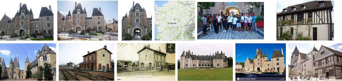 aubigny France